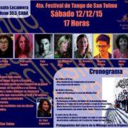 4to festival de tango