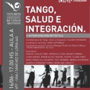 Tango, salud e integración
